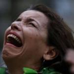 Reacciones de los brasileños ante la goleada contra Alemania