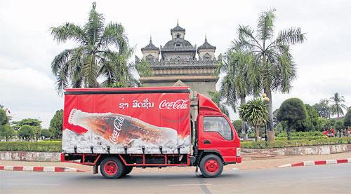 burma coke
